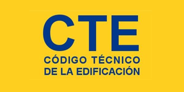 CTE código técnico de la edificación